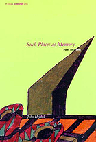 Such places as memory poems, 1953-1996