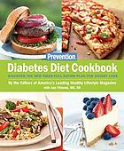 Diabetes diet cookbook : discover the new fiber-full eating plan for weight loss