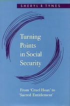 Turning points in Social Security : from