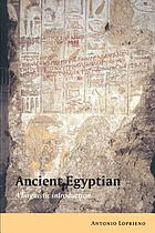Ancient Egyptian: A Linguistic Introduction cover image