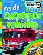 Inside emergency vehicles