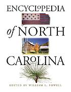 Encyclopedia of North Carolina Cover