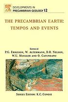 The Precambrian Earth : tempos and events