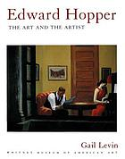 Edward Hopper : the art and the artist