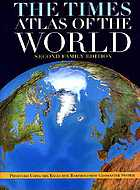 The Times atlas of the world : second family edition.