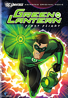 Green lantern. / First flight