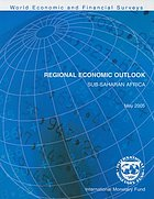 Regional economic outlook : Sub-Saharan Africa.
