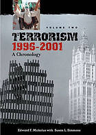Terrorism, 1996-2001. Volume 2 : a chronology