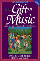 The gift of music : great composers and their influence