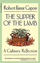 The supper of the lamb : a culinary reflection