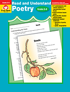 Read and understand poetry : grades 5-6.
