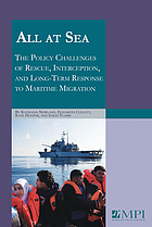 All at sea : the policy challenges of rescue, interception, and long-term response to maritime migration