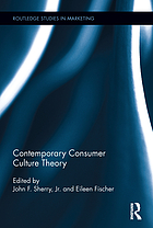 Contemporary consumer culture theory