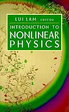 Introduction to nonlinear physics