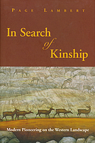 In search of kinship : modern pioneering on the western landscape