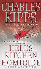 Hell's Kitchen homicide : a Conor Bard mystery