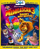 Madagascar 3 : Europe's most wanted