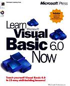Learn Microsoft Visual Basic 6.0 now