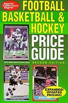 Football basketball & hockey price guide