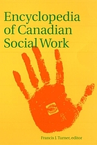 Canadian encyclopedia of social work