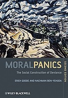 Moral panics : the social construction of deviance