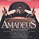 Amadeus : original soundtrack recording.