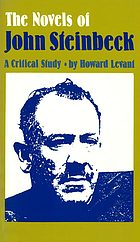 The novels of John Steinbeck : a critical study