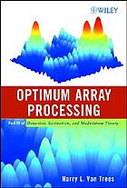 Optimum array processing