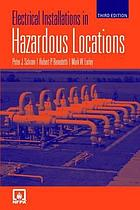 Electrical installations in hazardous locations