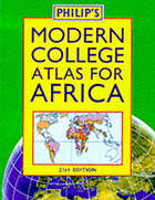Philip's modern college atlas for Africa.