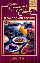 Slow cooker recipes : everyday recipes you can trust