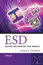 ESD : Failure Mechanisms and Models.