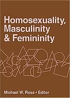 Homosexuality and social sex roles