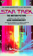 Star trek-the motion picture : a novel