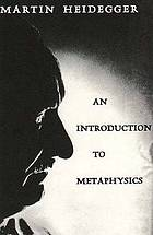 An introduction to metaphysics.