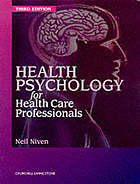 Health psychology for health care professionals