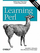 Learning Perl : [making easy things easy & hard things possible ; covers Perl 5.10]