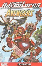 Marvel adventures, The Avengers.