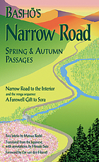 Bashō's Narrow road : spring & autumn passages : two works