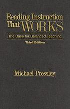 Reading instruction that works : the case for balanced teaching