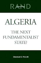Algeria, the next fundamentalist state?