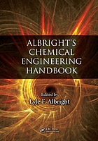 Albright's chemical engineering handbook
