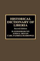 Historical dictionary of Liberia