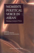 Women's political voice in Asean : sharing a common vision
