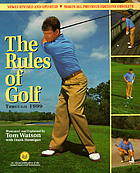 The rules of golf : through 1999