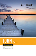 John for everyone. Part 1 : chapters 1-10