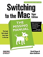 Switching to the Mac : the missing manual