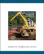 Construction planning : equipment, and methods.