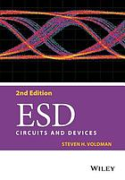 ESD. Circuits and devices