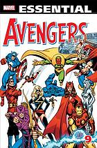 Essential Avengers. Volume 9